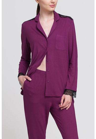 Sofiaman Pizsama csipkerészletekkel női