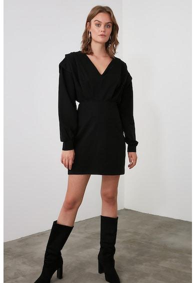 Trendyol Miniruha redős dizájnnal női