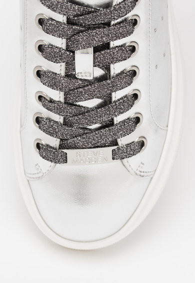 Steve Madden Pantofi sport cu aspect metalizat Glacial Femei