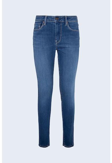 Pepe Jeans London Blugi skinny cu talie inalta Femei