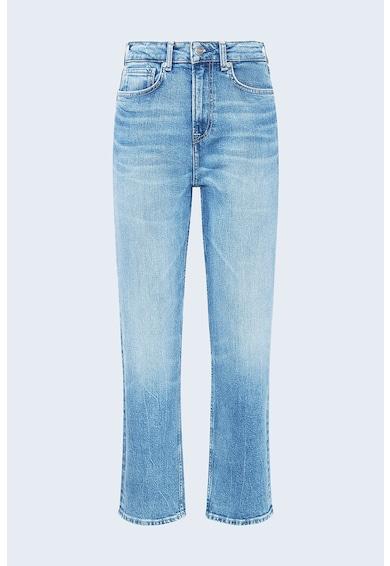 Pepe Jeans London Blugi drepti cu talie inalta Femei
