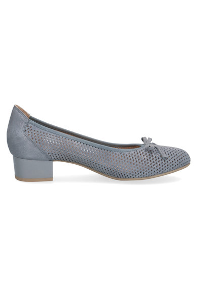 Caprice Pantofi de piele cu funda Femei