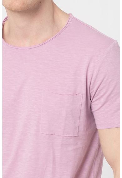 Marc O'Polo Tricou de jerseu cu buzunar aplicat Barbati