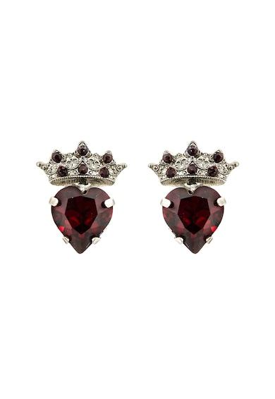 Roxannes - Mariana Jewellery Сърцевидни обеци със Swarovski Жени