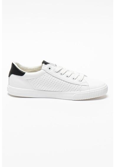 Big Star Pantofi sport de piele ecologica cu aspect perforat Femei