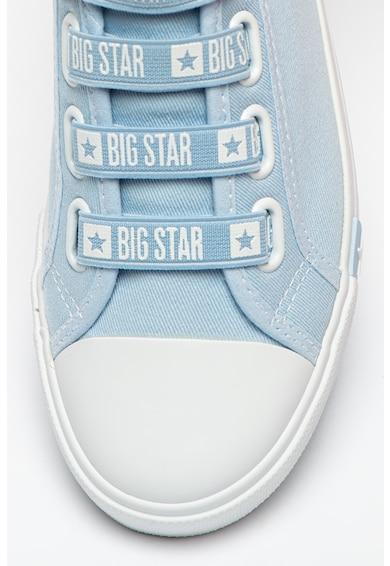Big Star Текстилни кецове с лого Жени