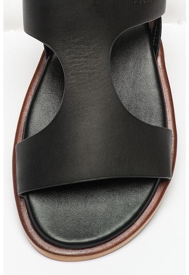 Big Star Sandal slingback de piele cu decupaje Femei