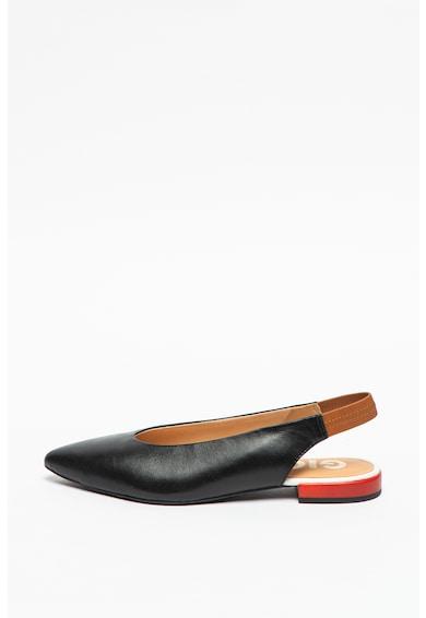 Gioseppo Кожени обувки Cusseta с гола пета Жени