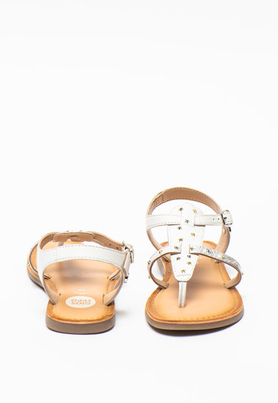 Gioseppo Sandale de piele cu bareta separatoare Vire Fete