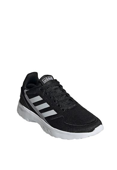 adidas Performance Pantofi cu insertii din plasa pentru alergare Nebzed Femei