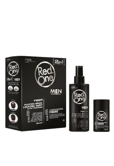 Redone Pachet : Fixativ, 100 ml + Volume fiber black, 12 gr Femei