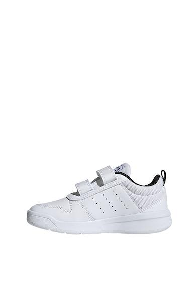 adidas Performance Pantofi sport cu velcro si insertii de plasa Tensaur Fete