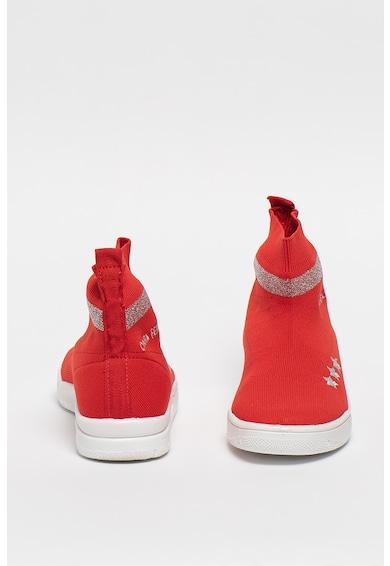 CHIARA FERRAGNI Pantofi sport high-top tip soseta Femei