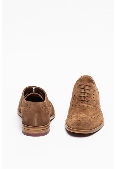 Ted Baker Велурени обувки Ferdinos Мъже