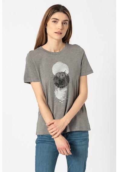 Esprit Tricou din amestec de bumbac organic Femei