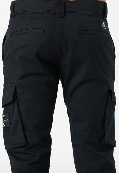 CALVIN KLEIN JEANS Pantaloni cargo slim fit Barbati