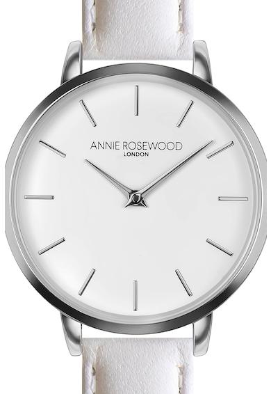 Annie Rosewood Ceas quartz cu o curea de piele Femei