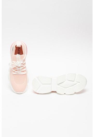 GOE Pantofi sport de plasa cu aspect masiv Femei