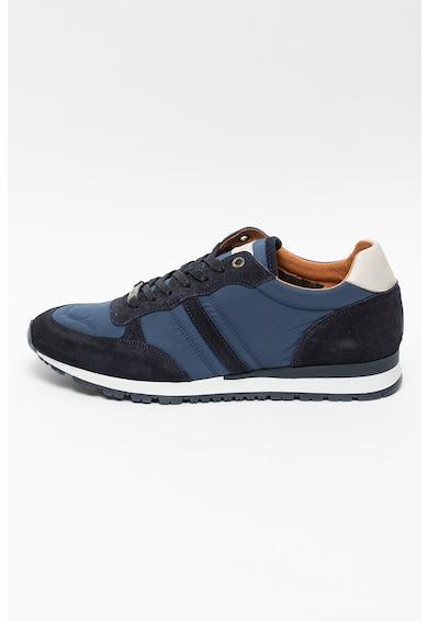 GOE Pantofi sport cu garnituri de piele intoarsa Barbati