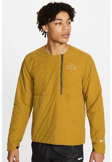 Nike Bluza impermeabila pentru alergare Run Division Barbati