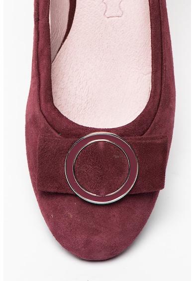 Caprice Pantofi din piele intoarsa cu funda Femei