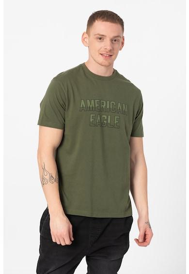 American Eagle Tricou cu imprimeu logo Barbati