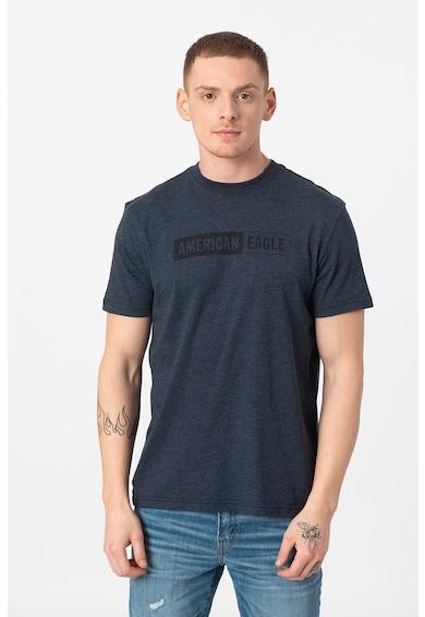 American Eagle Set de tricouri cu imprimeu logo - 3 piese Barbati