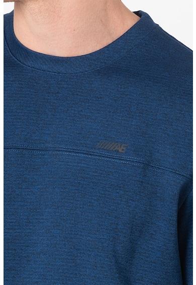 American Eagle Bluza cu maneci lungi si logo Barbati