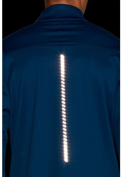 Asics Jacheta cu detalii reflectorizante pentru alergare Lite Snow 2 Barbati