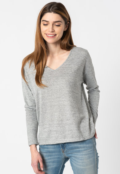 GAP Bluza cu decolteu in V Femei