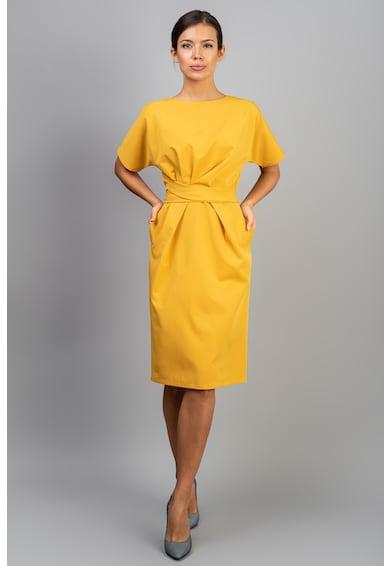 Couture de Marie Rochie midi cu cordon Femei