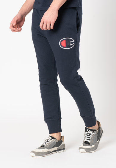 Champion Pantaloni jogger cu logo Rochester Barbati