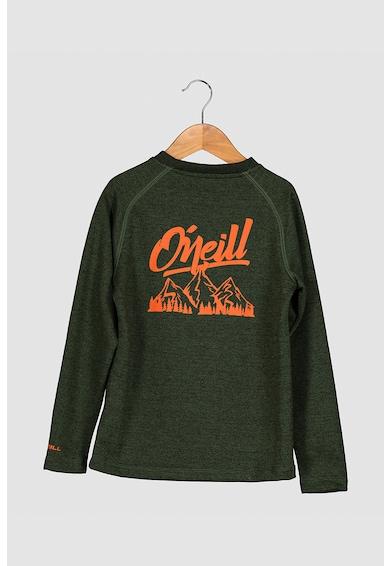 O'Neill Bluza sport cu decolteu la baza gatului si maneci raglan Baieti