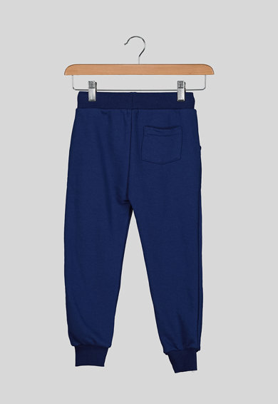 Pepe Jeans London Pantaloni jogger cu snur in talie Jonah Baieti