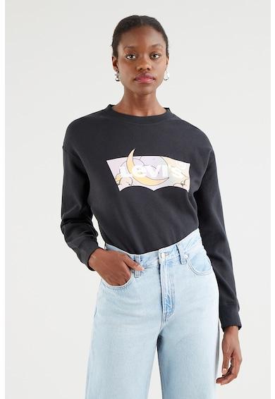 Levi's Bluza sport cu imprimeu logo Femei