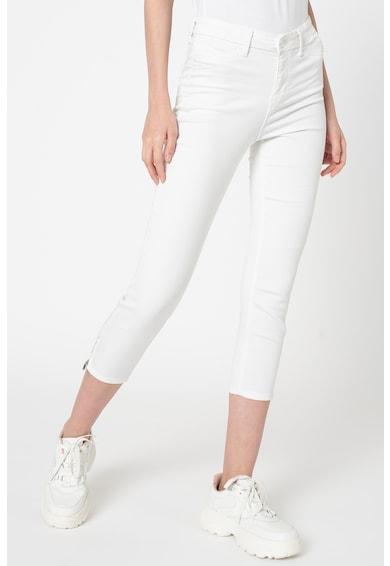 GUESS JEANS Pantaloni crop skinny Femei