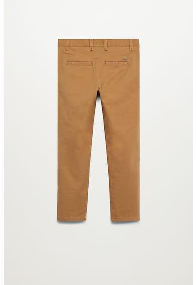 Mango Pantaloni chino slim fit Piccolo Baieti