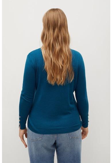 VIOLETA BY MANGO Pulover tricotat fin Gigi Femei