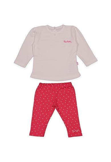 Pierre Cardin Baby Pijama cu pantaloni cu model Fete