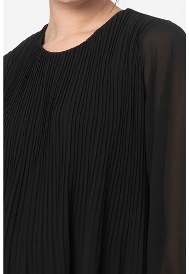 Zabaione Rochie asimetrica cu maneci trei sferturi Yasmin Femei