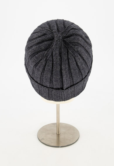 Moschino Caciula unisex din amestec de lana si casmir Femei