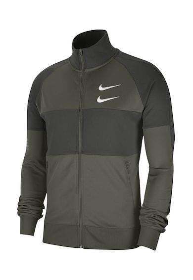 Nike Bluza sport cu fermoar Swoosh Barbati