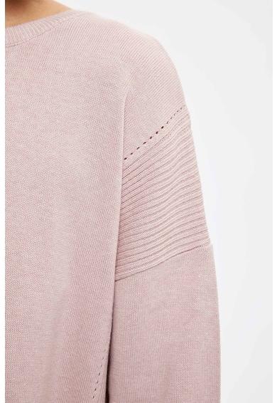 DeFacto Pulover lejer tricotat fin Femei
