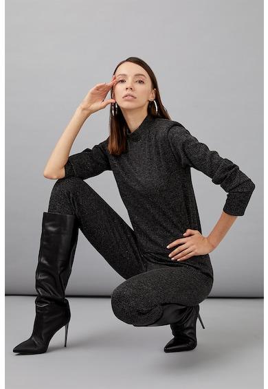 DeFacto Pantaloni crop tricotat fin Femei