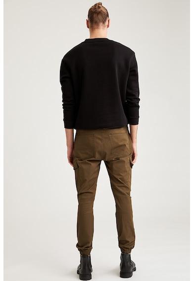 DeFacto Pantaloni cu snur de ajustare si buzunare Barbati