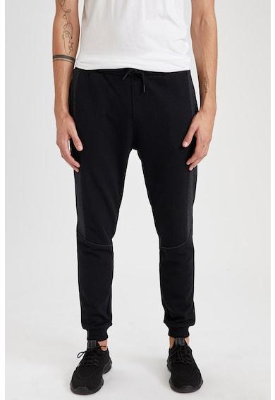 DeFacto Pantaloni sport conici cu snur Barbati