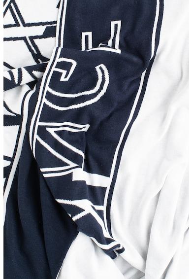 ARMANI EXCHANGE Fular tricotat fin cu imprimeu logo Barbati