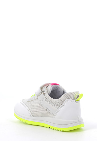 Primigi Pantofi sport de plasa cu detalii de piele ecologica Fete