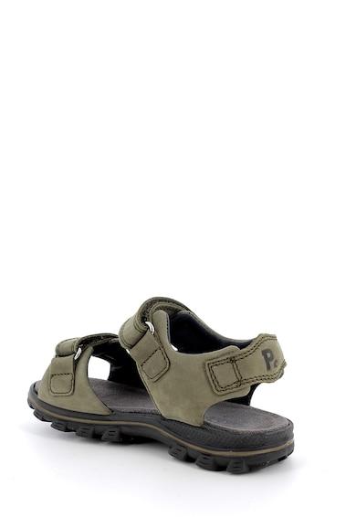 Primigi Sandale de piele cu benzi velcro Baieti