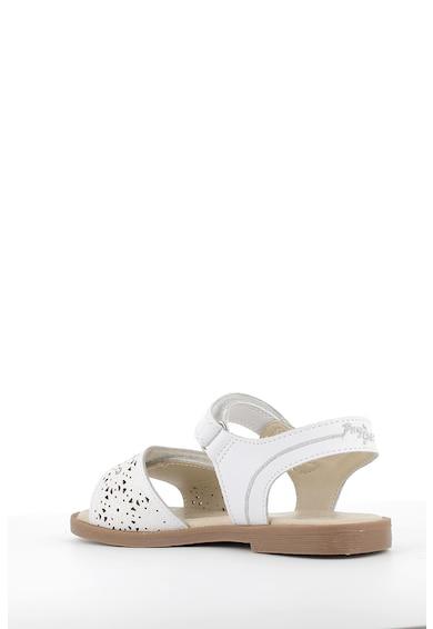 Primigi Sandale de piele ecologica cu velcro Fete